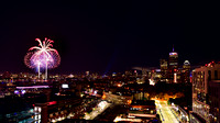 Boston Fireworks_July 4 2017