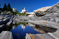 Pemaquid and Plum Island